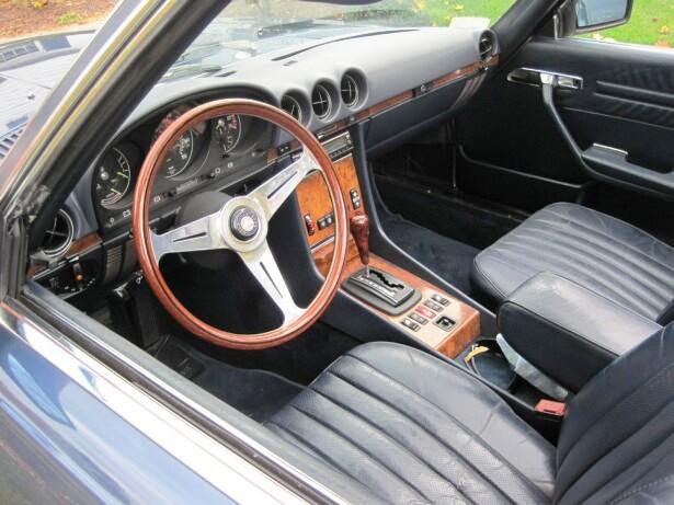 Cruscotto Mercedes SL